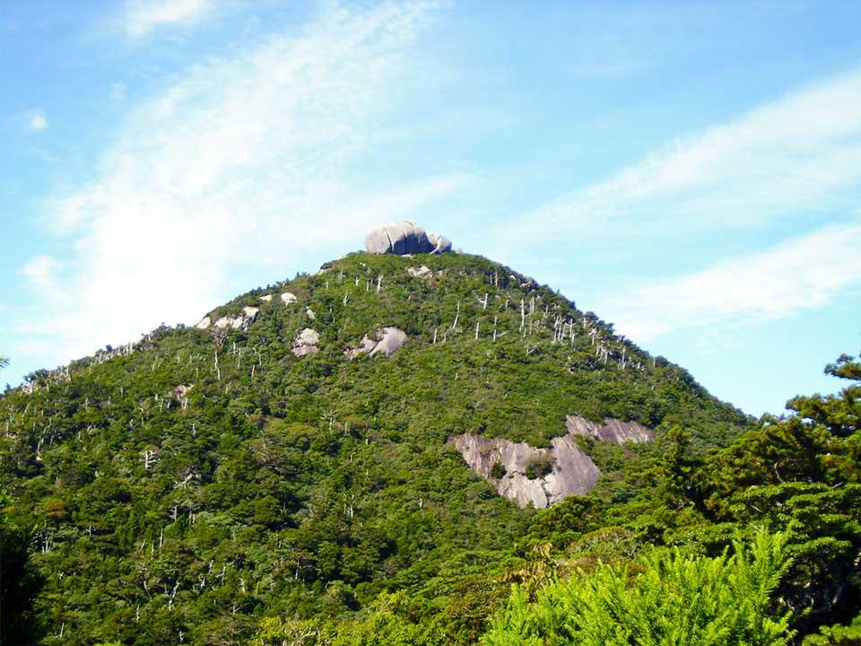 写真:屋久島宮之浦岳